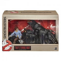 Ghostbusters Plasma Series 15cm Tullys Terrible Night SDCC Exclusive