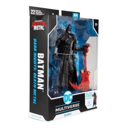 DC Multiverse figurine Build A Batman 18 cm