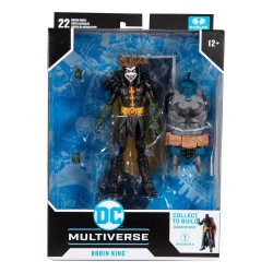 DC Multiverse figurine Build A Robin King 18 cm