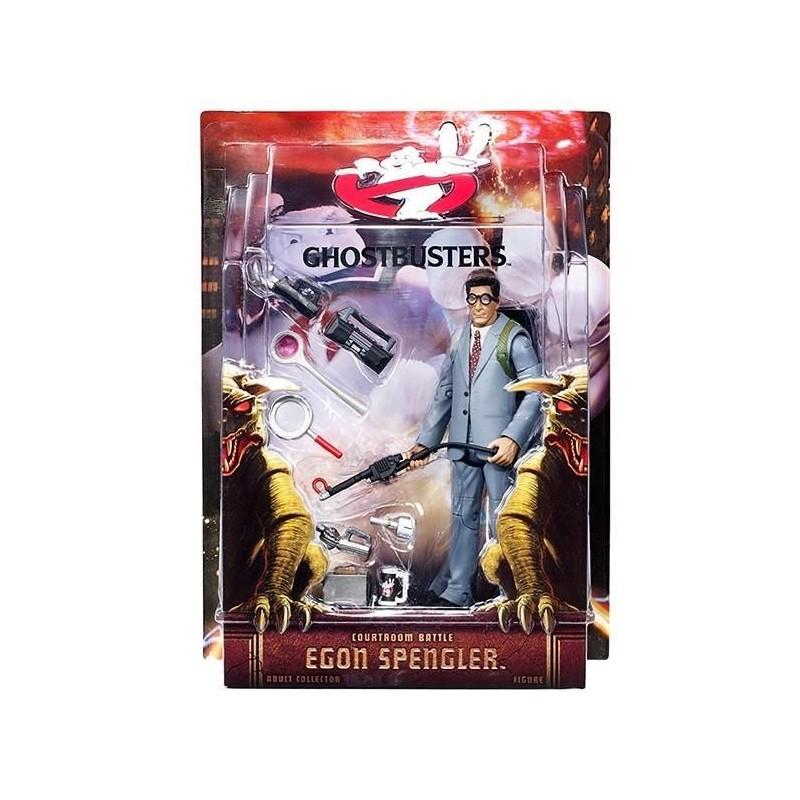 Mattel - Ghostbusters Egon Spengler 15 cm