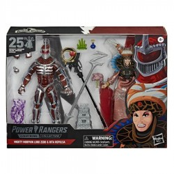 Power Rangers Lightning Collection Exclusive Lord Zedd & Rita Repulsa
