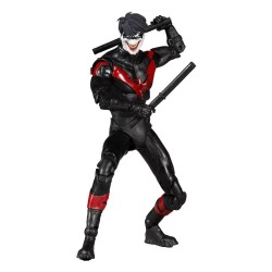 DC Multiverse figurine Nightwing Joker 18 cm
