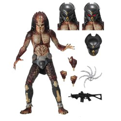 Predator 2018 figurine Ultimate Fugitive Predator (Lab Escape) 20 cm Neca Predator