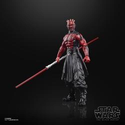 Figurine Star Wars Black Series 15cm 50th Darth Maul Apprenti Sith
