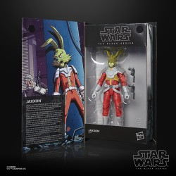 Figurine Star Wras Black Series 15cm  50th  Jaxxon