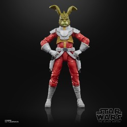 Figurine Star Wras Black Series 15cm  50th  Jaxxon