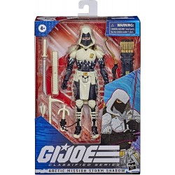Figurine Gi Joe Classified Series 15cm Artic Mission Storm Shadow Exclusive