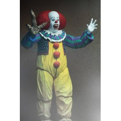 « Il » est revenu 1990 figurine Ultimate Pennywise Version 2 18 cm Neca IT