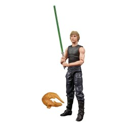 Star Wars HTTE Black Series Lucasfilm 50th Anniv. figurine 2021 Luke Skywalker & Ysalamiri 15 cm