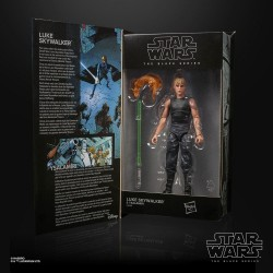 Star Wars HTTE Black Series Lucasfilm 50th Anniv. figurine 2021 Luke Skywalker & Ysalamiri 15 cm