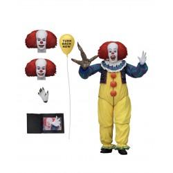 « Il » est revenu 1990 figurine Ultimate Pennywise Version 2 18 cm Neca IT
