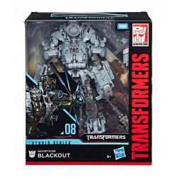 Transformers Studio Series 25cm Blackout