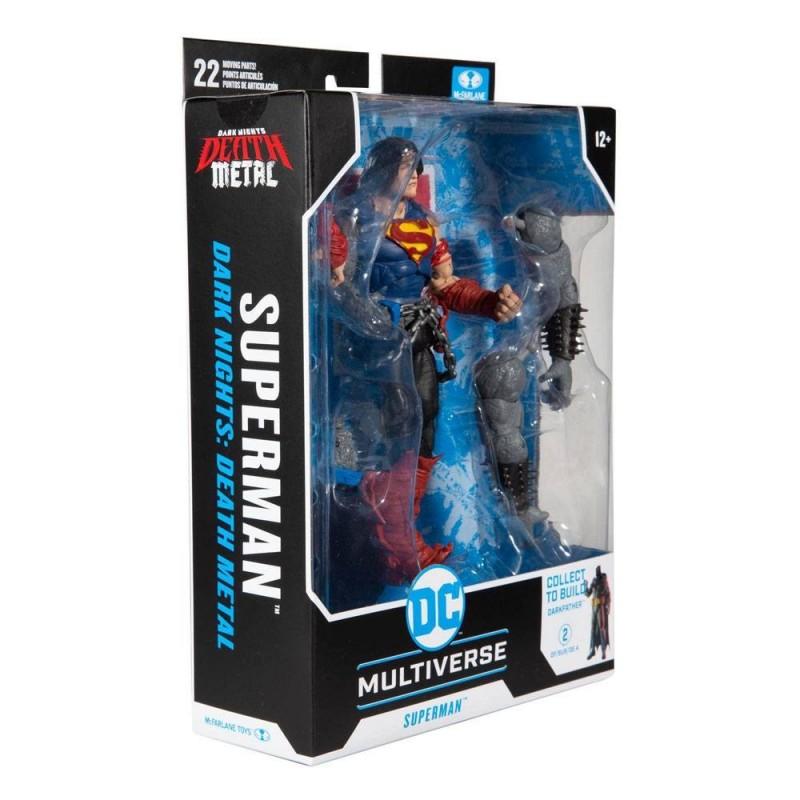 DC Multiverse figurine Build A Superman 18 cm