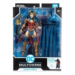 DC Multiverse figurine Build A Wonder Woman 18 cm