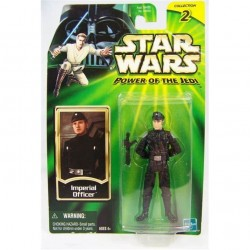 Figurine Star Wars POTJ 2002 10cm Imperial Officier