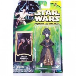 Figurine Star Wars POTJ 2002 10cm Queen Amidala Royal Decoy