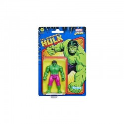 Figurine Marvel Legends Retro 10cm Hulk