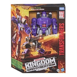 Transformers Generations War for Cybertron: Kingdom - WFC-K28 Galvatron