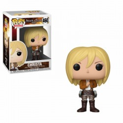 L'Attaque des Titans POP! Animation Vinyl figurine Christa 9 cm