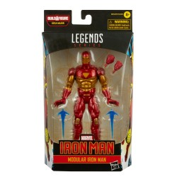Figurine Marvel Legends 15cm Comic Legend Modular Iron Man