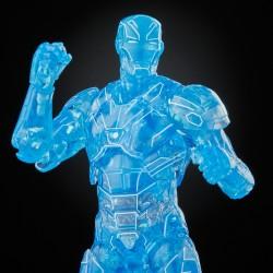Figurine Marvel Legends 15cm Comic Legend Hologram Iron Man