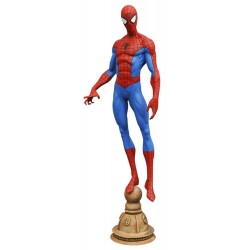 Marvel Gallery statuette Spider-Man 23 cm Diamond Tout L'univers Marvel
