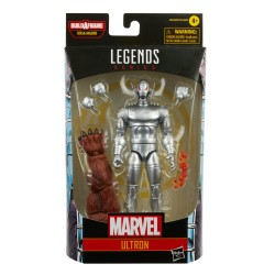 Figurine Marvel Legends 15cm Comic Legend  Ultron