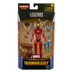 Figurine Marvel Legends 15cm Comic IronHeart Riri Williams