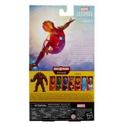 Figurine Marvel Legends 15cm Comic IronHeart Riri Williams