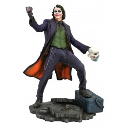 The Dark Knight DC Movie Gallery statuette The Joker 23 cm