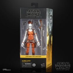 Figurine Star Wars Black Series 15cm Aurra Sing