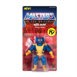 Masters of the Universe série 3 figurine Vintage Collection Mer-Man 14 cm Super7 Les Maitres De L'univers