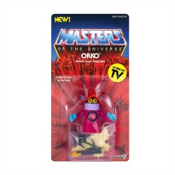 Masters of the Universe série 3 figurine Vintage Collection Orko 14 cm Super7 Les Maitres De L'univers