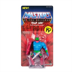 Masters of the Universe série 3 figurine Vintage Collection Trap Jaw 14 cm Super7 Les Maitres De L'univers