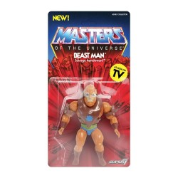 Masters of the Universe série 2 figurine Vintage Collection Beast Man 14 cm