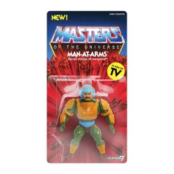 Masters of the Universe série 2 figurine Vintage Collection Man-At-Arms 14 cm