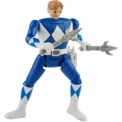 Figurine Power Rangers Retro Morphin Bleu Billy