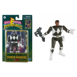 Figurine Power Rangers Retro Morphin Black Zack