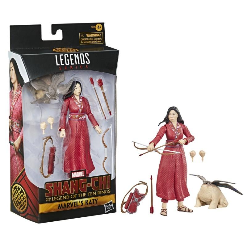 Marvel Legends 15cm Shang Chi Marvel's Katy Exclusive