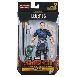 Marvel Legends 15cm Shang Chi Wenwu