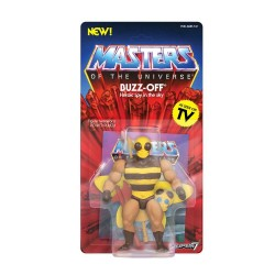 Masters of the Universe série 4 figurine Vintage Collection Buzz Off 14 cm