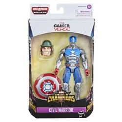 Marvel Legends 15cm Civil Warrior