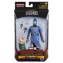Marvel Legends 15cm Shang Chi  Death Dealer