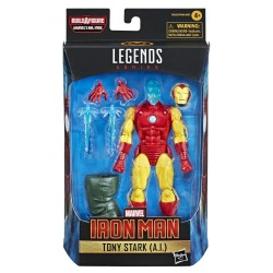 Marvel Legends 15cm Iron Man Tony Stark (A.I.)