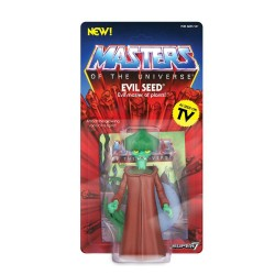 Masters of the Universe série 4 figurine Vintage Collection Evil Seed 14 cm