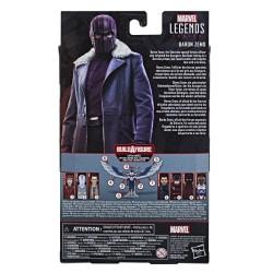 Figurine Marvel Legends 15cm MSE  Baron Zemo