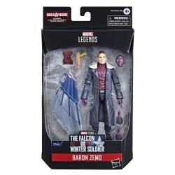 Figurine Marvel Legends 15cm MSE  Baron Zemo