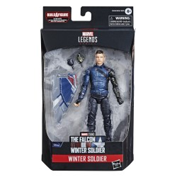 Figurine Marvel Legends 15cm MSE  Winter Soldier