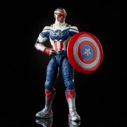 Figurine Marvel Legends 15cm MSE Captain America
