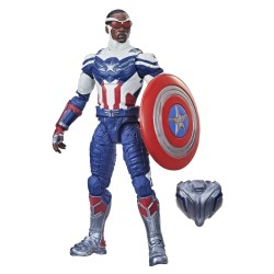 Figurine Marvel Legends 15cm MSE Captain America